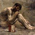 Diógenes (Jules Bastien-Lepage, 1873)