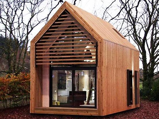 10 segundas residencias peque as baratas y bioclim ticas - Habitaciones prefabricadas economicas ...
