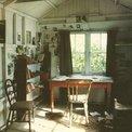 Cabaña de escritura de Dylan Thomas