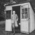 Cabaña giratoria de George Bernard Shaw