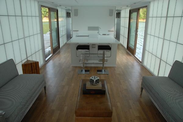10 Casas Flotantes Vida Sencilla Minimalista Y Econ Mica