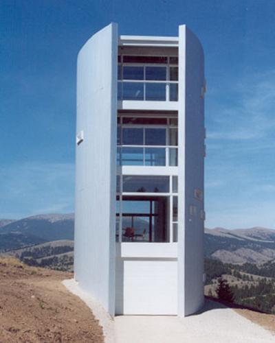 Fachadas angostas fachadas muy estrechas thin house auto for Casas estrechas