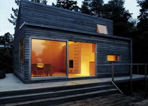 10 casas baratas y prefabricadas para simplificar tu vida for Cabanas madera baratas